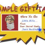 Free Christmas Gift Tags 4U