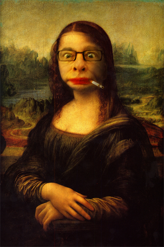 Mystery of the Mona Lisa -ecigarette news