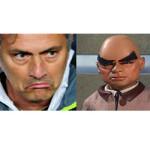Belting Look Alikes – Jose Mourinho and Hood