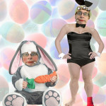 E-Cigarette News Reports Chaussette Cheville's Latest Invention – the E-Ster Bunny