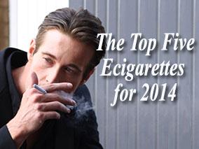 Top Five E-cigarettes