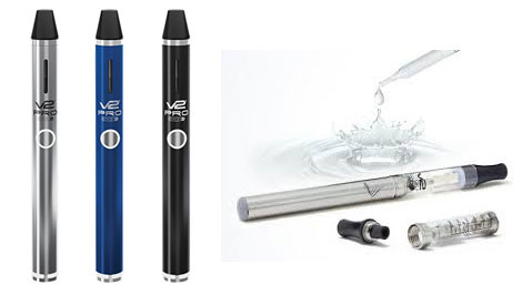 V2Cigs Pro3 Series and Ex Blank ecig