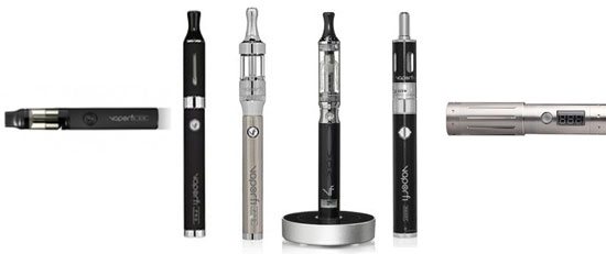 Vaporfi's Best Vaporizers Air - Pro - Platinum - Pulse - Rocket - Rebel