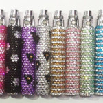 ECigarette and Vaporizer Battery Bling from Virgin Vapor