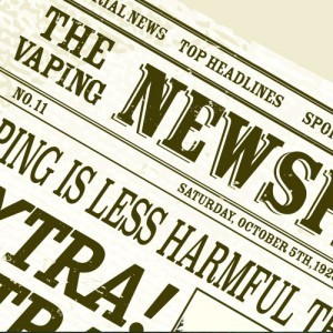 vaping less harmful headline